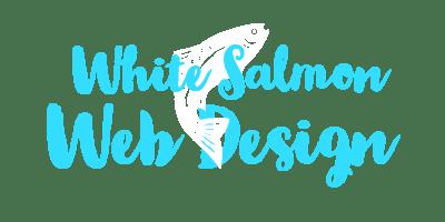White Salmon Web Design Logo