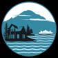 The official Living Bainbridge logo for use in header